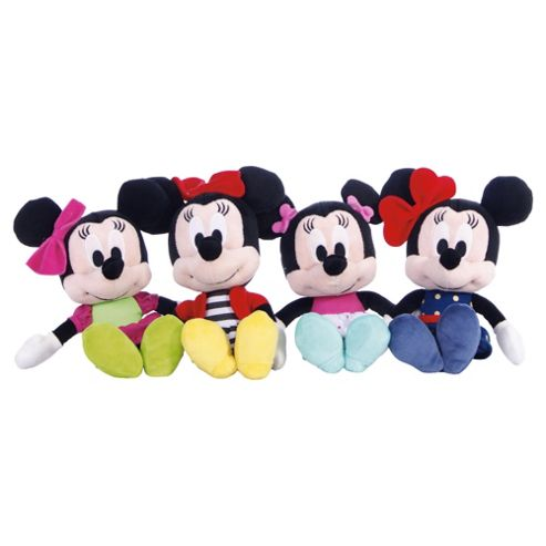 I LOVE MINNIE 8INCH SOFT TOY- Assortment – Colours & Styles May Vary