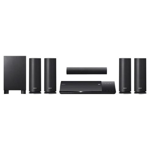 Sony BDV-N590 3D Home Cinema System WiFi