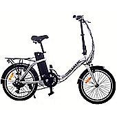 Cyclamatic Cx2 Foldaway E-Bike Electric Bicycle