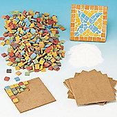Mosaic Tile Coaster Kit (Per kit )