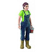 Farmer Anne Figurine - 4 - Bullyland