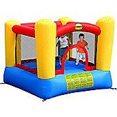Childrens Garden Inflatable Bouncy Castle