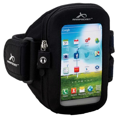 Armpocket Aero i-15 iPhone Armband Fits Arms 7-11