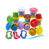Peppa Pig 12 Cans Dough Pack