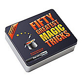 Marvin's Magic Fifty Greatest Magic Tricks