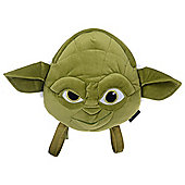Star Wars Yoda Plush Backpack