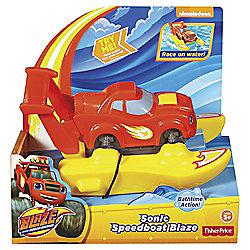 Fisher-Price Blaze and the Monster Machines Sonic Speedboat Blaze