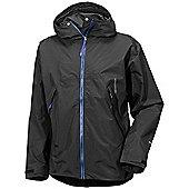 Didriksons Mens Meduna Waterproof Jacket - Black