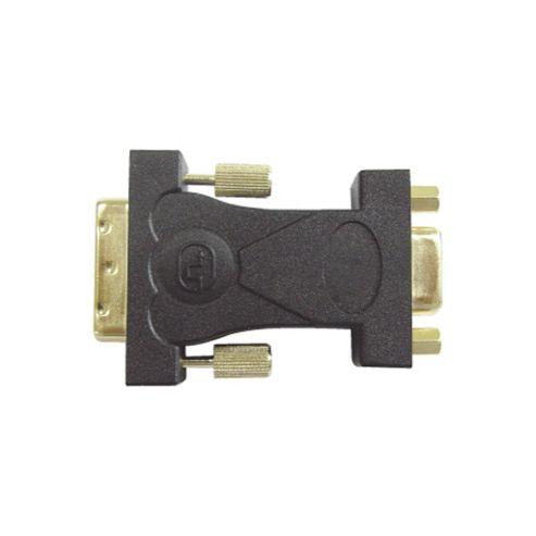 DVI Male To 15Pin VGA Female Monitor Adaptor Connector