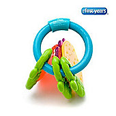 Tomy Fruity Teethers Blue Ring