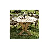 Amazonas Nowy Targ Octagonal Dining Table