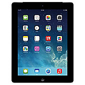 iPad with Retina display with Wi-Fi + Cellular (3G/4G) 128GB Black