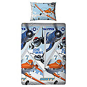 Disney Pixar Planes Single Bed Duvet Cover Set