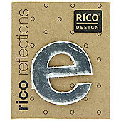 Rico - Letter Mirrors Small - e