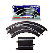 SCALEXTRIC Digital Track C7009 Inout LH Lane Change