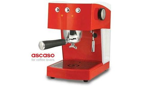 Ascaso Arc Fun Versatile Espresso Machine