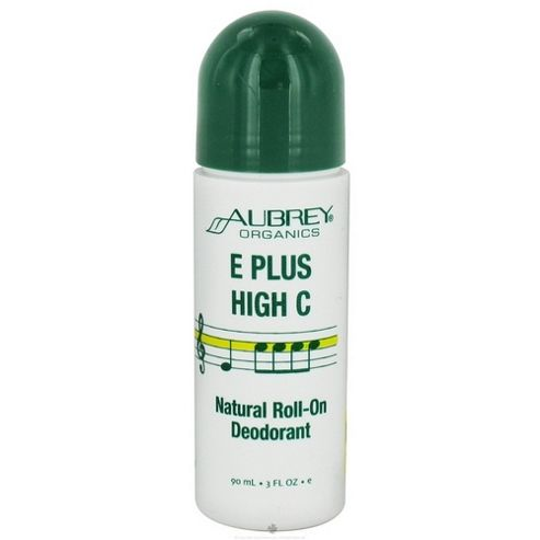 Aubrey Organics E Plus High C Roll-On Deodorant