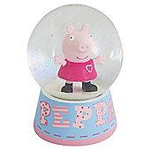 Peppa Pig Snowglobe