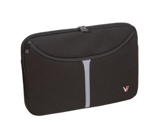 V7 CSP3-9E Professional 10.2 inch Laptop Sleeve (Black)