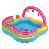 "Bestway Play Centre Paddling Pool 63"" - 52125"