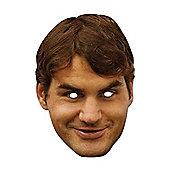 Roger Federer Celebrity Mask