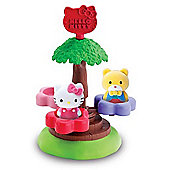 Vellutata Hello Kitty Merry Go Round