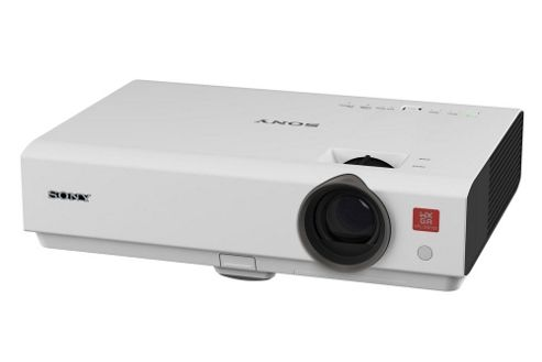Sony VPL-DW120 LCD Projector WXGA 2600 ANSI 1280 x 800 2.5kg