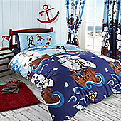 Swashbuckle Pirates Single Bedding