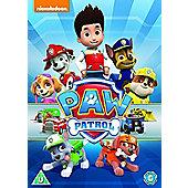 Paw Patrol DVD