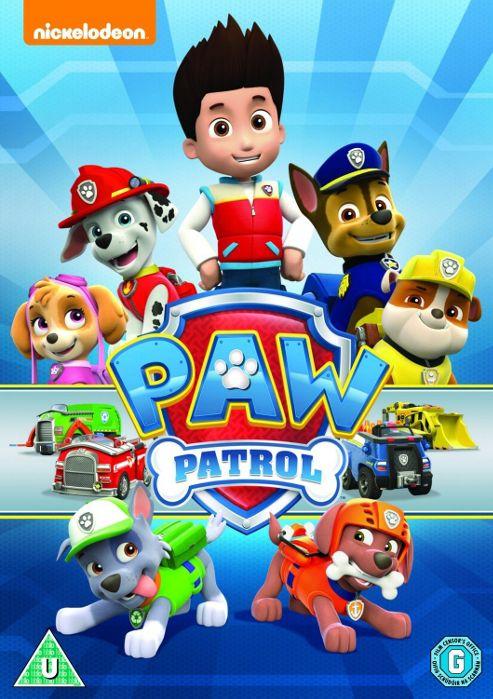 buy paw patrol dvd from our paw patrol range  tesco