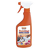 Vax stain shot pet 500ml spray