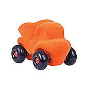 Rubbabu Cleanupper The Little Dump Truck (Orange)