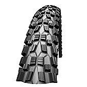 Schwalbe Wicked Will Downhill TrailStar Rigid Tyre in Black - 26 x 2.35