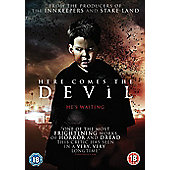 Here Comes The Devil DVD