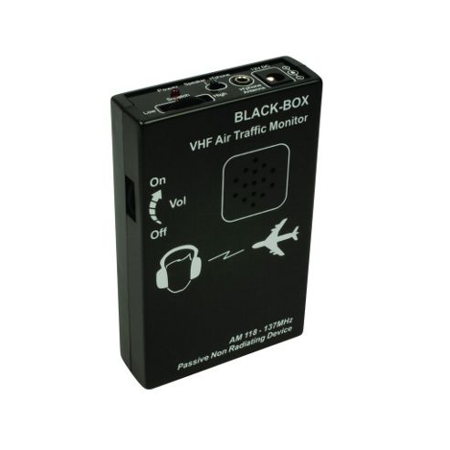 Black Box MKII VHF Air Traffic Monitor