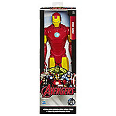 "Marvel Avengers 12"" Iron Man Figure"