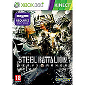 Steel Battalion Heavy Armor - Xbox-360