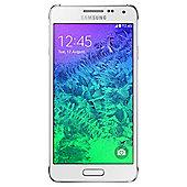Samsung Galaxy Alpha White