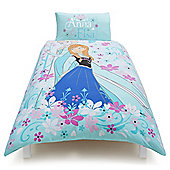 Disney Frozen Nordic Summer Duvet Set, Single TESCO EXCLUSIVE