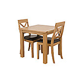 G&P Furniture 3 Piece Dining Set