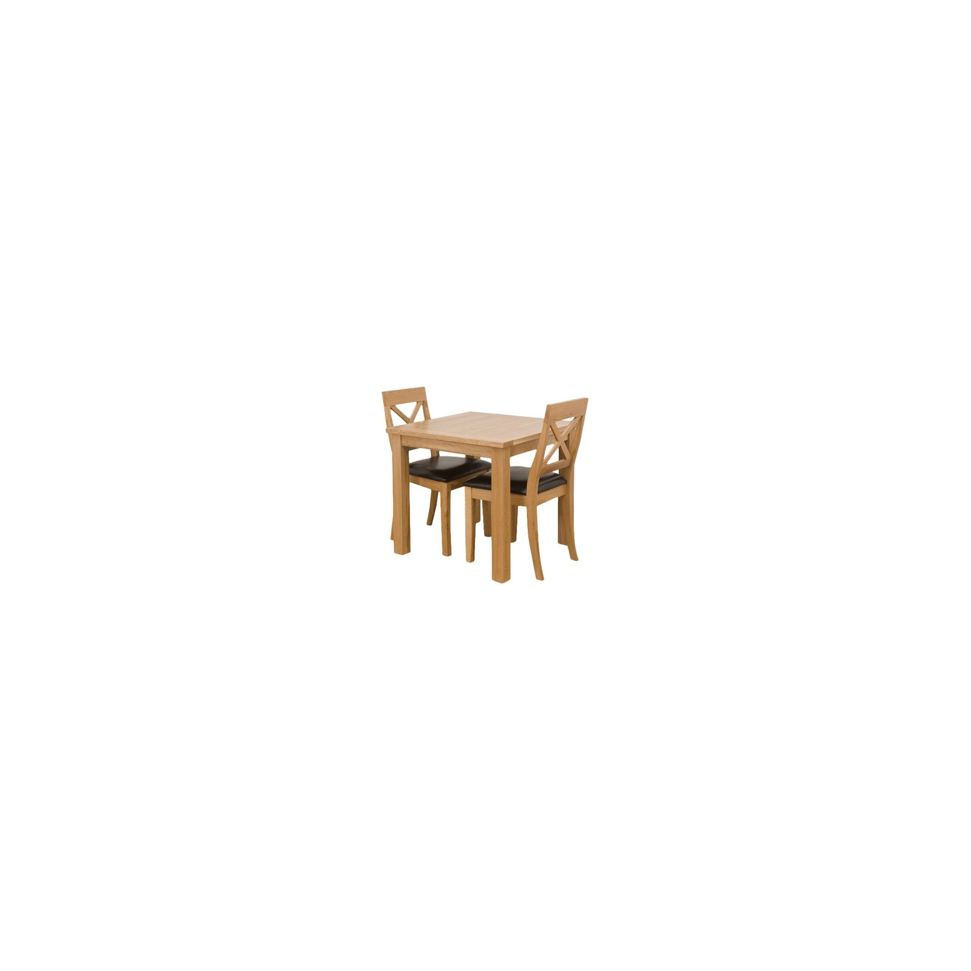 G&P Furniture 3 Piece Dining Set at Tesco Direct