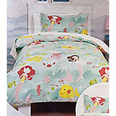 Mermaids, Single Bedding Set from Just Kidding