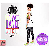 Ministry of sound - The Ultimate Dance Workout (3CD)