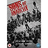 Sons Of Anarchy Season 5