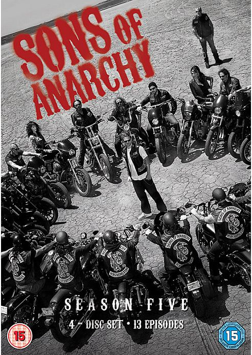 Sons Of Anarchy Season 5