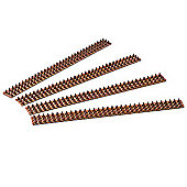 5m Anti-Climb Security Spikes (Pack of 10)
