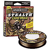 Spiderwire Stealth Camo Braid 300 Yards 50lb