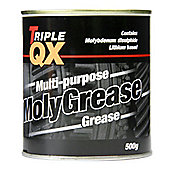 Triple QX Multi-purp Moly Grease 500g