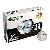 Replay Mens Grade A Refurbished Titleist Pro V1x Golf Balls - Dozen in White