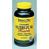 Nutri Cal Hearts Chewable Cal/Mag/Vit D, 60